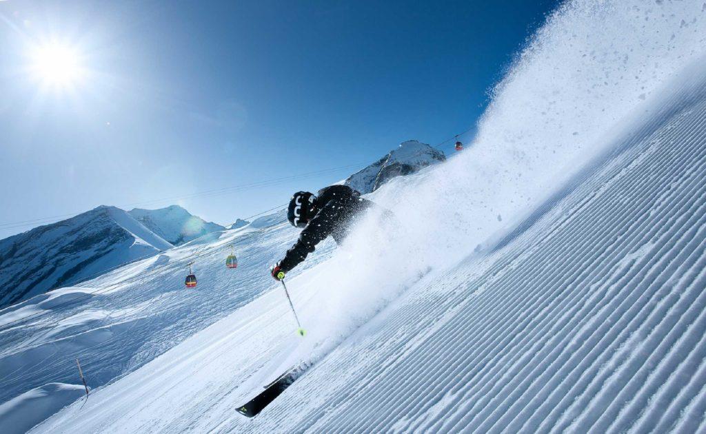 Цель ам Зее горнолыжный курорт, Австрия. Достопримечательности Zell am See, как доехать