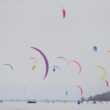 Зимний Кубок Рыбинского моря по сноукайтингу  2019 завершен. Определились победители!