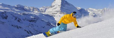 Топ 10 горнолыжных курортов позднего сезона — Европа