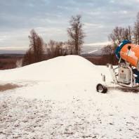 Старт работ горнолыжных склонов — сезон 2018-2019!