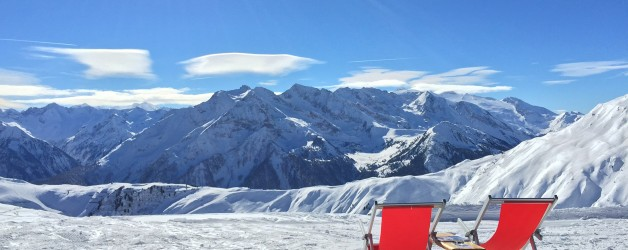 Курорт Майрхофен (Mayrhofen)