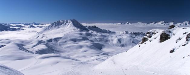 Лез Арк (Les Arcs)