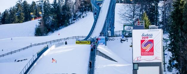 Чемпионат мира по лыжным гонкам FIS 2019